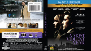 A Most Violent Year - Cover (1-2)