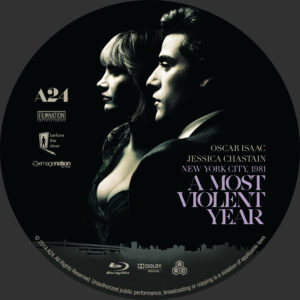 A Most Violent Year - Disc