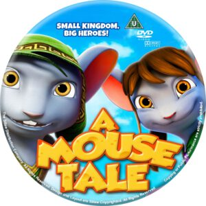 A Mouse Tale - DVD