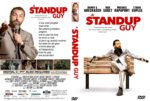 A Stand Up Guy (2016) R1 CUSTOM DVD Cover