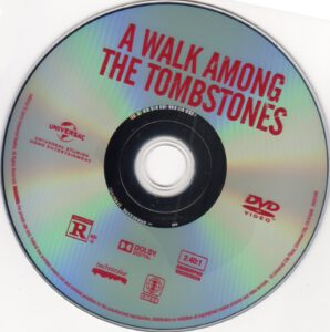 A Walk Among The Tombstones - DVD