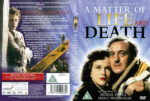 A Matter Of Life And Death (1946) R2 DVD Cover