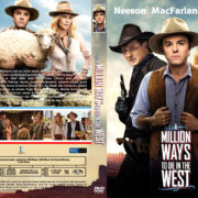 A million Ways to Die in the West (2014) german custom