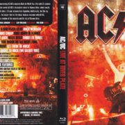 AC/DC: LIVE at River Plate (2011) Blu-Ray Cover