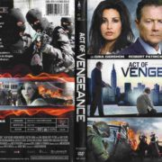 Act Of Vengeance (2010) R1 DUTCH DVD Cover