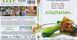 adaptation blu-ray dvd cover