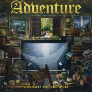 Adventure - Caught In The Web - 1Front