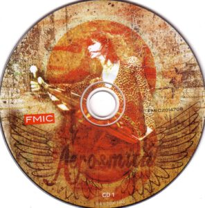 Aerosmith - Up In Smoke - CD (1-2)