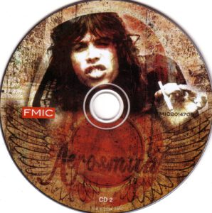 Aerosmith - Up In Smoke - CD (2-2)