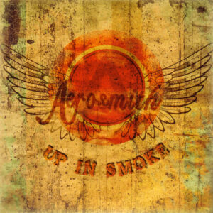 Aerosmith - Up In Smoke - Front