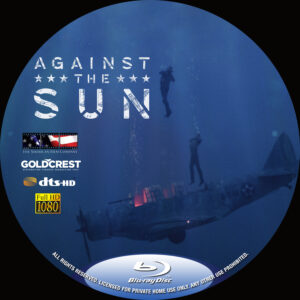 against the sun blu-ray dvd label