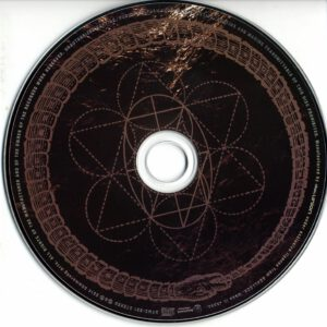 Agalloch - The Serpent & The Sphere (Japan) - CD