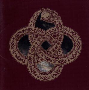 Agalloch - The Serpent & The Sphere (Japan) - Front