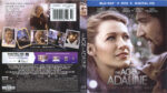 The Age Of Adaline (2015) R1 Blu-Ray DVD Cover & Label