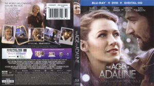 the age of adaline blu-ray dvd cover