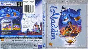 aladdin diamond edition blu-ray dvd cover