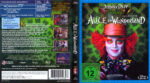 Alice im Wunderland (2010) Blu-Ray German