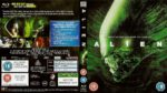 Alien (1979) R2 Blu-Ray DVD Cover