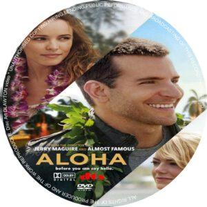 Aloha (2015) R1 CUSTOM cd