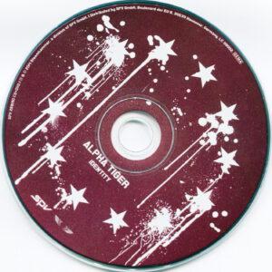 Alpha Tiger - iDentity - CD