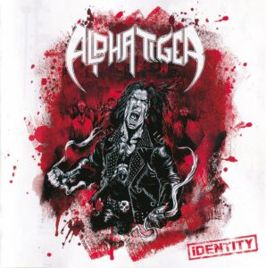 Alpha Tiger - iDentity - Front