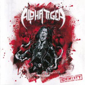 Alpha Tiger - iDentity - Front