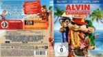 Alvin und die Chipmunks 3 (2011) Blu-Ray German