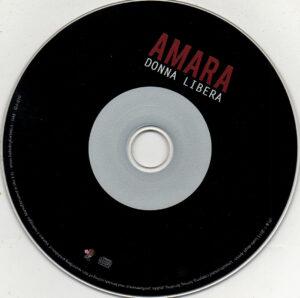 Amara - Donna Libera - CD