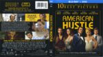 American Hustle (2014) Blu-Ray DVD Cover