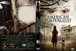 American Poltergeist (2015) R1 CUSTOM DVD Cover