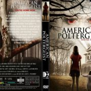 American Poltergeist (2015) R1 CUSTOM DVD Cover