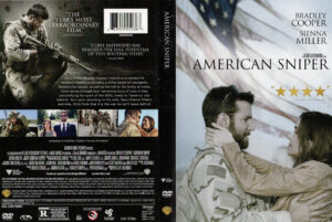 american sniper dvd cover