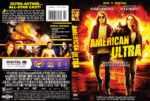 American Ultra (2015) R1 DVD Cover