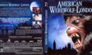 American Werewolf in London (1981) R2 Blu-Ray German