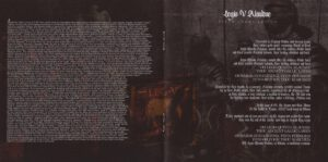 Ancient Rites - Laguz - Booklet (5-10)