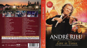 Andre Rieu - Love In Venice - Cover