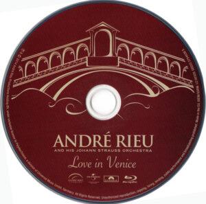Andre Rieu - Love In Venice - DVD