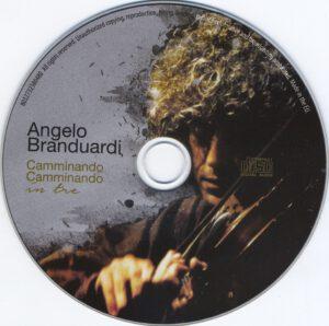 Angelo Branduardi - Camminando Camminando In Tre - CD