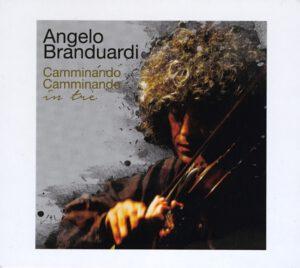 Angelo Branduardi - Camminando Camminando In Tre - Front