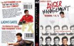 Anger Management Seasons 1 & 2 Custom DVD Cover