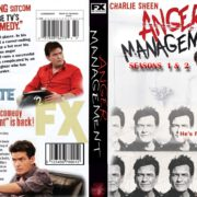 Anger Management Seasons 1 & 2 Custom DVD Cover