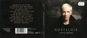 Annie Lennox - Nostalgia (Digipack Front)
