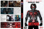 ANT-MAN (2015) R0 Custom DVD Cover