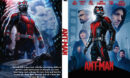 Ant-Man (2015) Custom DVD Cover