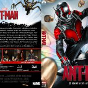 Ant-Man (2015) Blu-Ray (german)