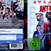 Ant-Man (2015) Blu-Ray German