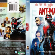 Ant-Man (2015) R1 DVD Cover