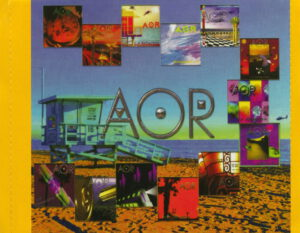 AOR - Return To L.A - Inlay