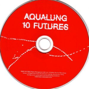 Aqualung - 10 Futures - CD