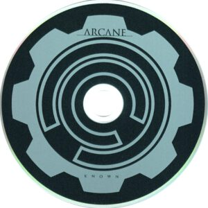 Arcane - Known - Learned - CD (1-2)